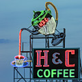 H And C Coffee by Jerry Fornarotto