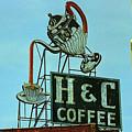 H C Coffee by Frank Romeo