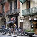 Barcelona Shops by Georgia Fowler