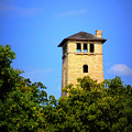 Ha Ha Tonka State Park - Water Tower by Cricket Hackmann