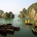 Ha Long Bay by Oliver Johnston