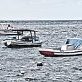 Habana Ocean Ride by Sharon Popek