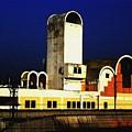 Habibganj Railway Station by Padamvir Singh