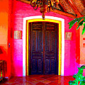 Hacienda 2 By Darian Day by Mexicolors Art Photography
