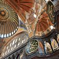 Hagia Sophia Dome II by Emily M Wilson