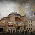 Hagia Sophia by Naoki Takyo