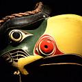 Kolus Mask Kwakwawak Mask 7 by Bob Christopher