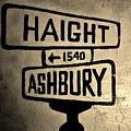Haight Ashbury by Dany Lison