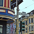 Haight-ashbury by Tommy Anderson