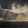 Hail At Sea by Robert Potts