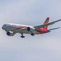 Hainan Airlines Dreamliner by Brian MacLean