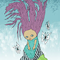 Hair Is A Tree by Lindsey Cormier