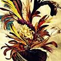 Hairflower Arrangement 2 by Sarah Loft