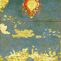 Haiti, Dominican Republic, Puerto Rico And French West Indies by Italian painter of the 16th century