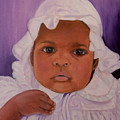 Haitian Baby Orphan by Quwatha Valentine