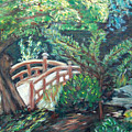 Hakone Garden by Carolyn Donnell