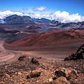Haleakala Crater #2 Maui by Blake Webster