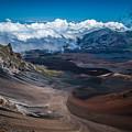 Haleakala Crater by Blake Webster