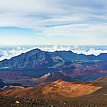 Haleakala Crater by Frank Testa