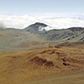 Haleakala Crater Panorama by Peter J Sucy