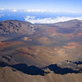 Haleakala Crater by Ron Dahlquist - Printscapes