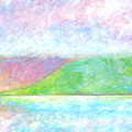 Haleakala Dawn by Angela Treat Lyon