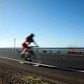 Haleakala Highway Bike Ride by Michael Ledray