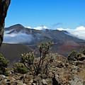 Haleakala Overlook by Brenda Smith