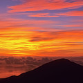 Haleakala Sunrise Colors IIi by Jim Cazel