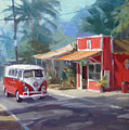 Haleiwa by Richard Robinson