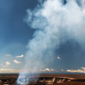 Halemaumau Crater 2016 by Christopher Johnson