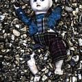 Half Buried Doll by Joana Kruse