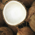 Half Coconut by Brandon Tabiolo - Printscapes