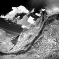 Half Dome - Alternative View - Yosemite by Steve Ellison
