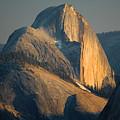 Half Dome At Sunset - Yosemite by Stephen  Vecchiotti