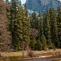 Half Dome Yosemite by Tom Dowd
