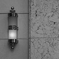 Half Lit Wall Sconce by Rob Hans