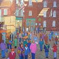 Halifax Farm Market by Rae  Smith