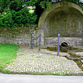 Hall Well - Tissington by Rod Johnson