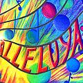 Halleluyah by Nancy Cupp