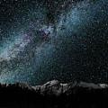 Hallet Peak - Milky Way by Gary Lengyel