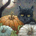 Halloweeen I by Janet Kruskamp
