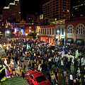 Halloween Draws Tens Of Thousands To Celebrate On 6th Street by Austin Welcome Center