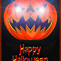 Halloween Greeting Card by Kenneth Krolikowski