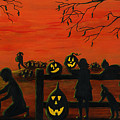 Halloween Harvest by Christine Altmann