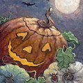 Halloween II by Janet Kruskamp