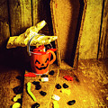 Halloween Trick Of Treats Background by Jorgo Photography - Wall Art Gallery
