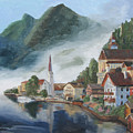 Hallstatt Austria by Jay Johnson