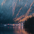 Hallstatt Fall by Geoff Smith