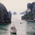 Halong Bay 8 by Claude LeTien